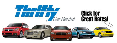 Thrifty Rental Cars - Orlando